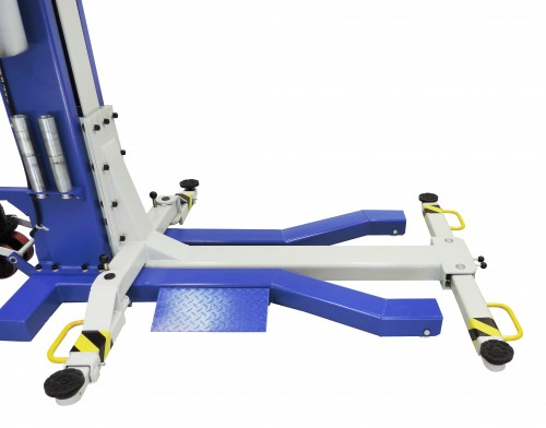 Tractor Lift Arm Extension : Gdc equipment single post lift
