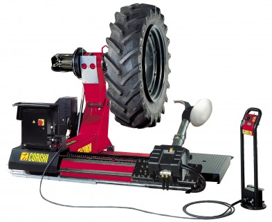Click for Commercial Tyre Changers